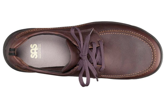 Men's Move On Lace Up Shoe Brown