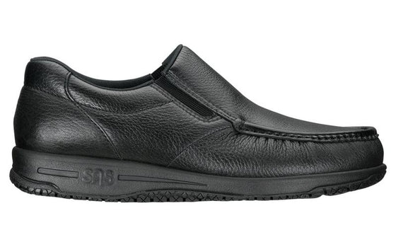 Men's Navigator Non Slip Loafer Black