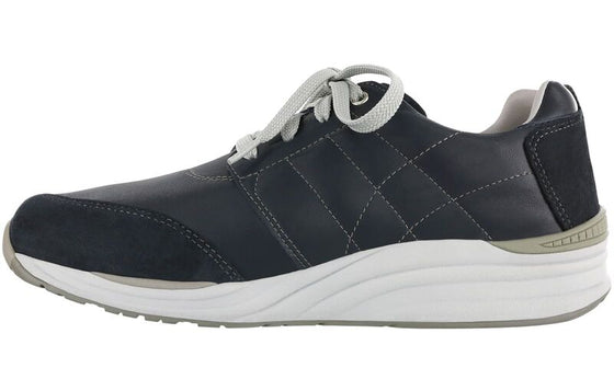 Venture Lace Up Sneaker Navy