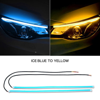 Daytime Running Light Flexible Soft Tube