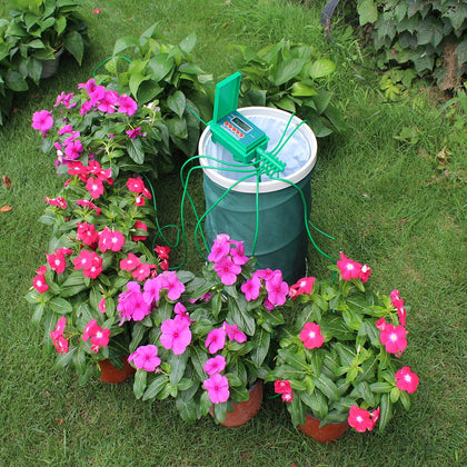 Automatic Micro Home  Drip Irrigation Watering