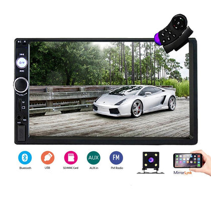 Bluetooth Stereo Multimedia player