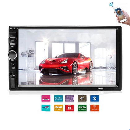 Car Radio Audio Stereo Touch Screen