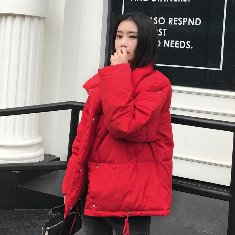 Autumn Winter Jacket Women