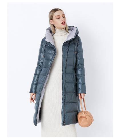 Coat Jacket Winter Women's