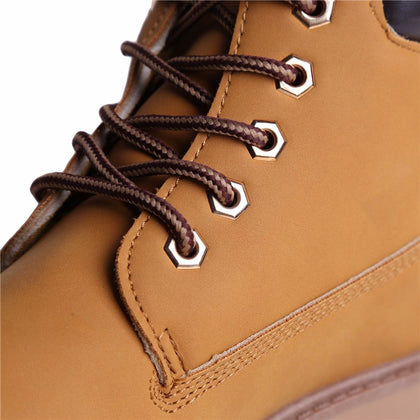 Winter Men Boots  Outdoor Snow Ankle