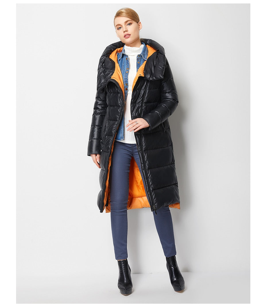 Fashionable Coat Jacket Women's