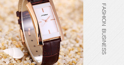 Women's Rectangle Wrist Watches