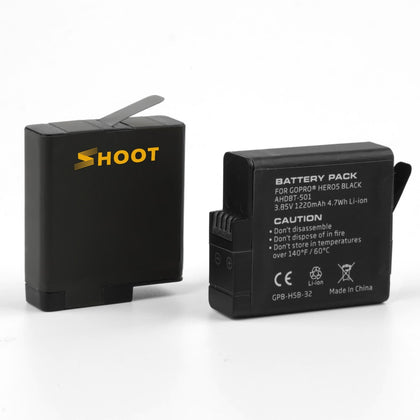 Battery with USB Charger For Camera Accessory