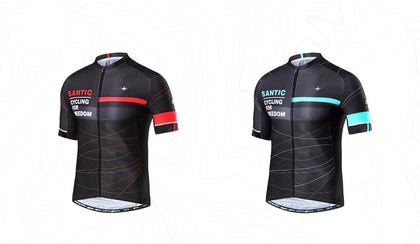 Men Cycling Jersey Pro Fit Two Colors