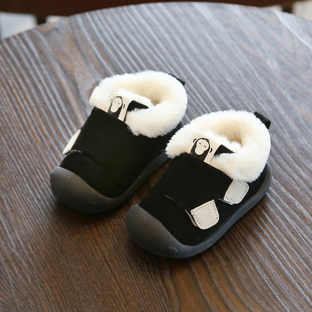 Baby Girls Boys Snow Boots Outdoor