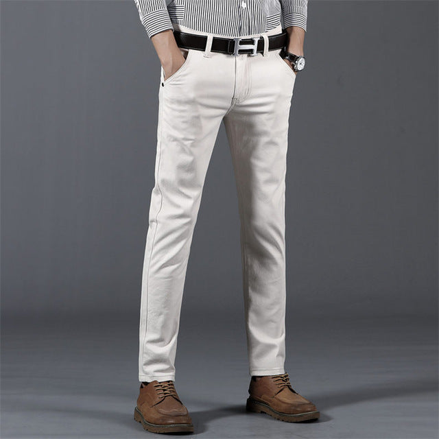 Casual Pants Men Spring
