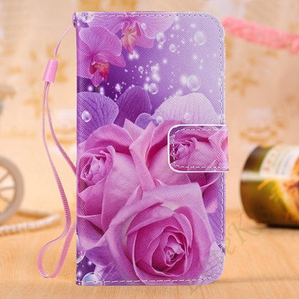 Leather Phone Case For Huawei