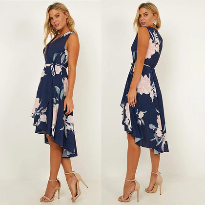 Summer New European And American Dresses