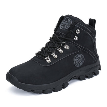 Winter Shoes Men Snow Boots