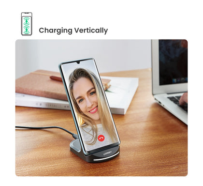 Wireless Charger Stand for iPhone 11 Pro