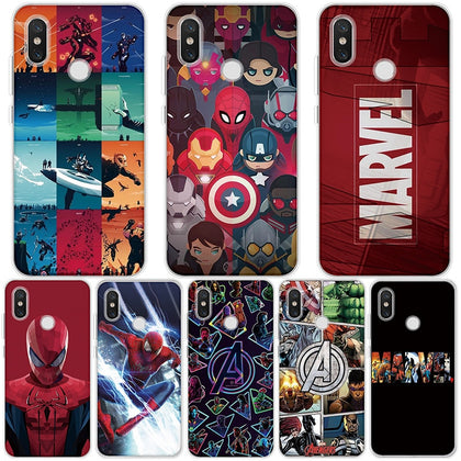 Comics Soft  Case For phone