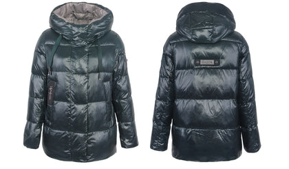 Winter Female Jacket High Quality