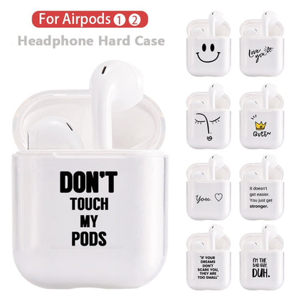 Transparent Protective Cover For AirPods