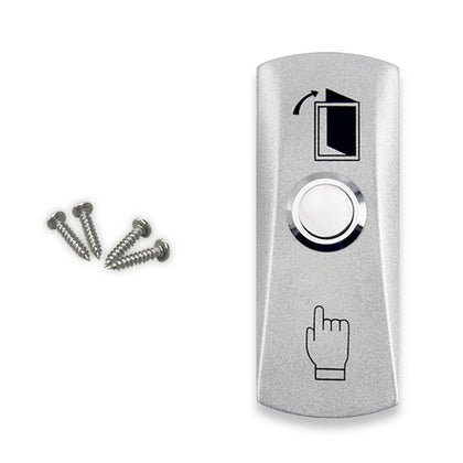 Metal Zinc alloy door exit button