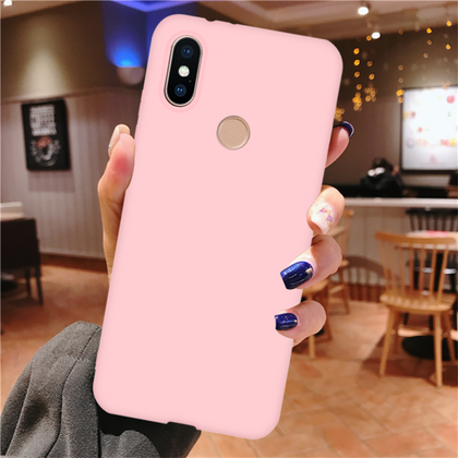 Pink Matte For Phone