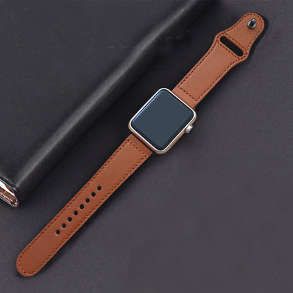 strap for apple watch band Genuine leather