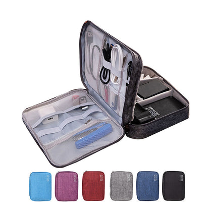 Charger Wire Electronic Organizer Travel