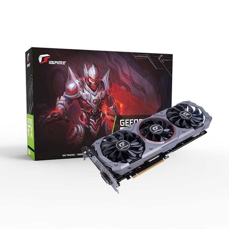 Advanced Graphic Card