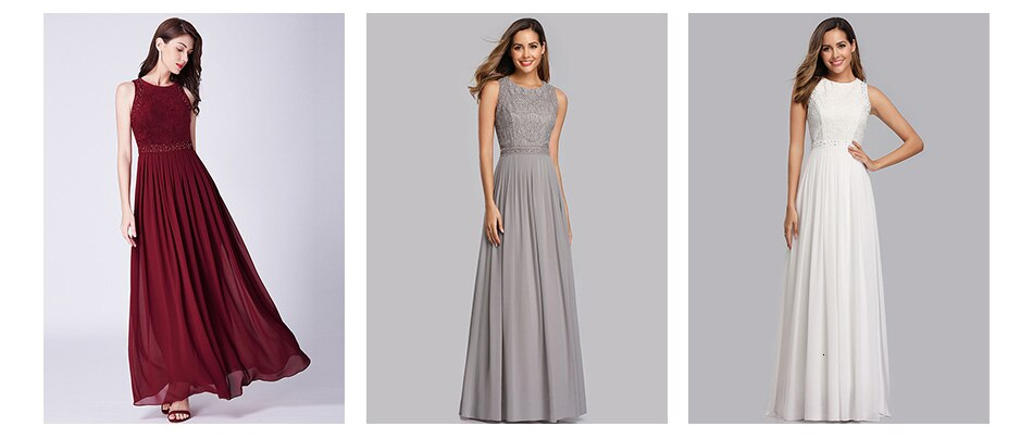 Long Evening Dresses