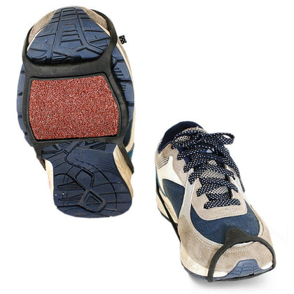 Pair Coarse Sand Winter Anti-slip