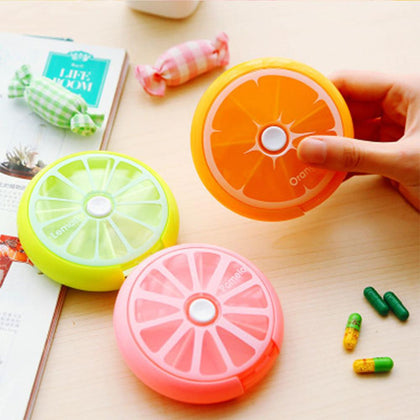 Pill Case Cute Travel