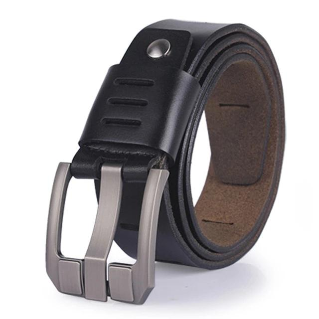 genuine leather belts for men