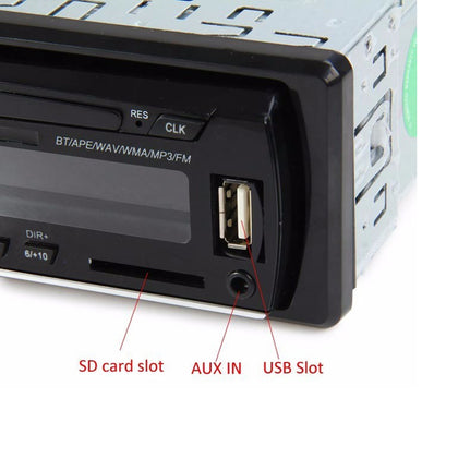 Car Radios Stereo Remote Control Digital