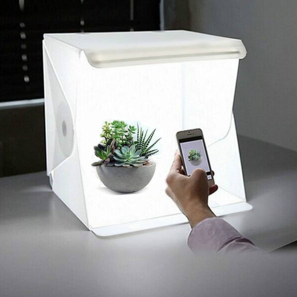 Portable Folding Lightbox Photography