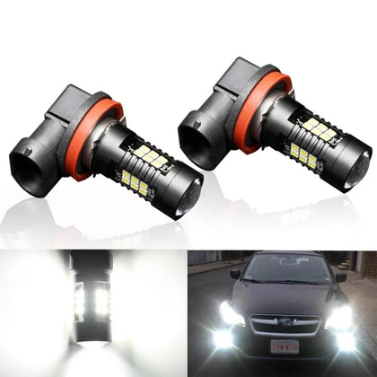 Fog Lights Bulb White Car Driving