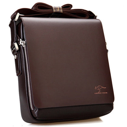 luxury Brand men's messenger bag