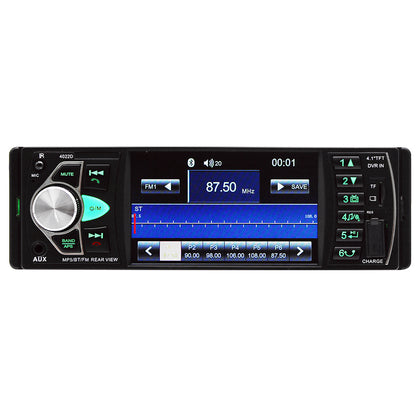 Car Radio 1 din FM radio car