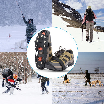 Ice Spikes Non-slip Shoes Cover