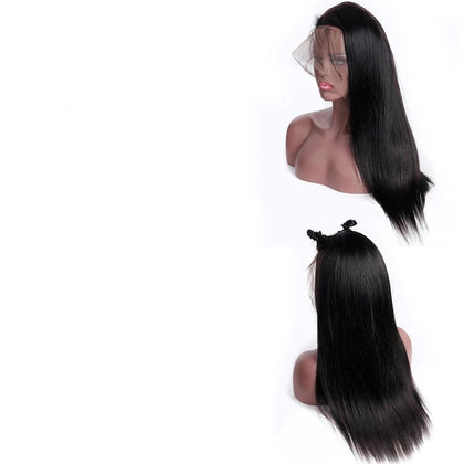 Frontal Wig Pre Plucked With Baby Hair