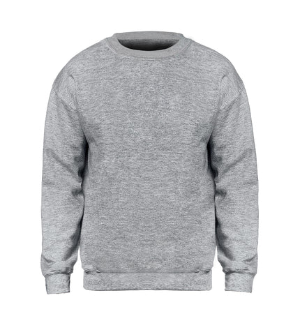 Solid color Sweatshirt Men Hoodie