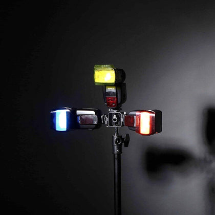 Universal Camera Flash Gels Transparent Color
