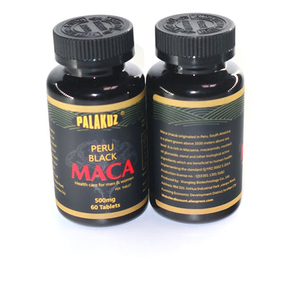 Pure black Maca Root Extracts