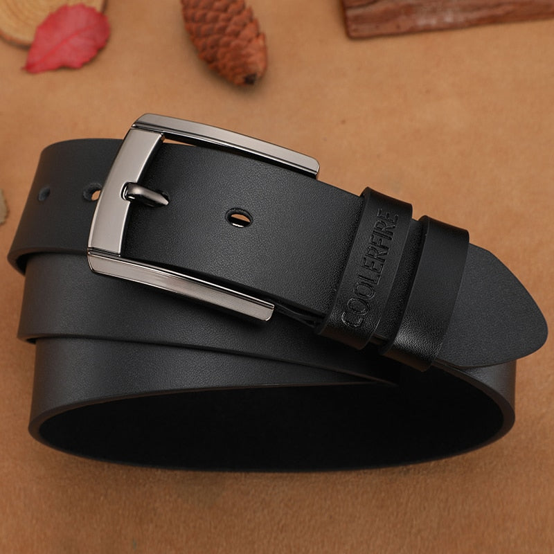 men high quality genuine leather