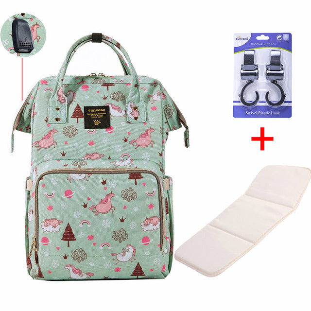 Fashion Mummy Maternity Diaper Bag