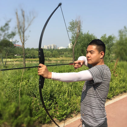 Right Hand Wooden Bow Outdoor