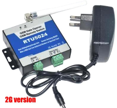 remote controller gsm gate opener