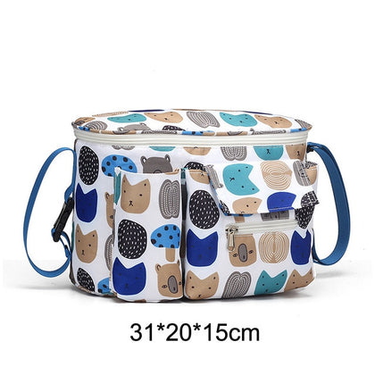 Outdoor Travel Hanging Carriage Mommy Bag