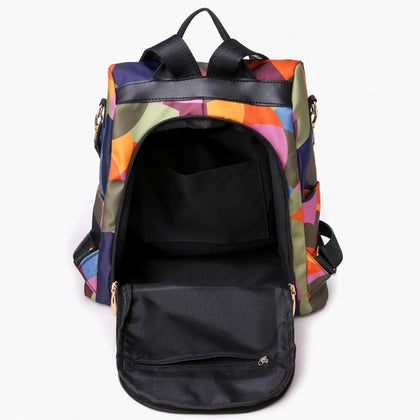 High Quality Waterproof Women Backpack