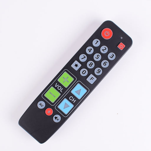 Universal Big Buttons Remote Control With Back Light