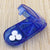 Pocket Size Medicine Pill Cutter Box